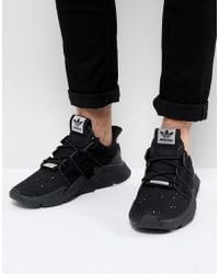 timeless design 9b171 a6a8e adidas Originals - Prophere Trainers In Black B22681 - Lyst