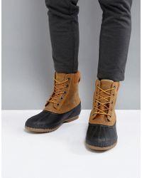 Sorel - Cheyanne Waterproof Boots In Brown - Lyst
