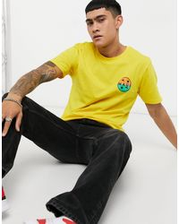 Maui & Sons Mingo Cookie Oversize T-shirt - Yellow