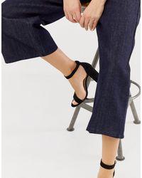 Pimkie Heeled Sandals - Black