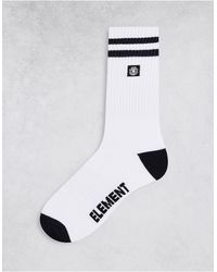 Element Calcetines s clearsight - Blanco