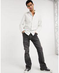 Weekday Camisa con diseño - Blanco