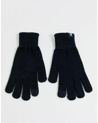 Jack & Jones – Touchscreen-Handschuhe - Schwarz