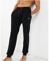 BOSS by Hugo Boss BOSS - Bodywear - Jogger à logo - Noir