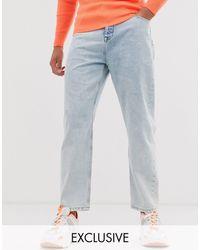 Reclaimed (vintage) Skater Jeans - Blue