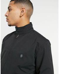 French Connection Черная Куртка Харрингтон -черный Цвет