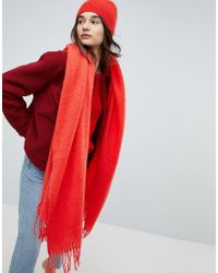 Weekday - Mohair Scarf - Lyst