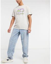 ASOS baggy Jeans - Blue