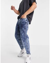 New Look Tapered Jeans - Blue