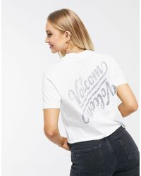 Volcom Pocket Dial T Shirt - White