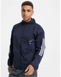 adidas Logo Jacket - Blue
