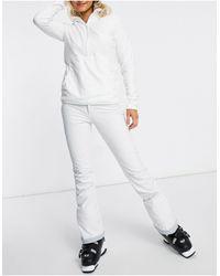 Columbia - Roffe Ridge III - Pantaloni da sci bianchi - Lyst