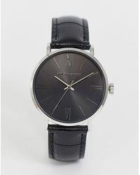 ASOS Classic Watch - Black