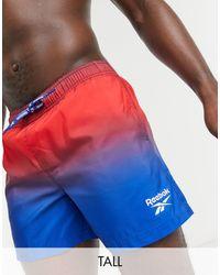 Reebok Shorts - Azul