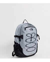 The North Face Borealis Classic Backpack In Grey - Black