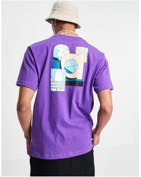 adidas Originals Still Life Summer T-shirt - Purple
