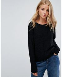 ONLY - Geena Knit Sweater - Lyst