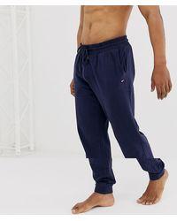 Tommy Hilfiger Pantalon confort - Bleu