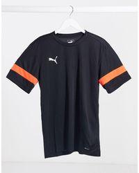 PUMA Football – Trainings-T-Shirt - Schwarz