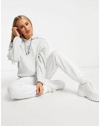 PUMA X Helly Hansen Polar Fleece Top - Grey