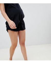 ASOS - Asos Design Maternity Mix & Match Pyjama Short - Lyst