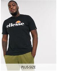 Ellesse - Plus Prado T-shirt With Classic Logo - Lyst