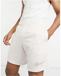 ASOS 4505 Basketball Shorts - White