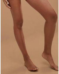 Nubian Skin Collants brillants 13 deniers - Nude moyen - Neutre