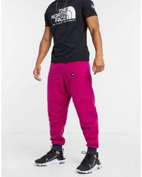 The North Face Fleeski Fleece Pant - Pink