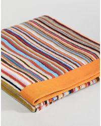 Paul Smith - Stripe Beach Towel - Lyst