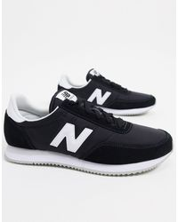 New Balance 720 Casual Trainers From Finish Line - Black