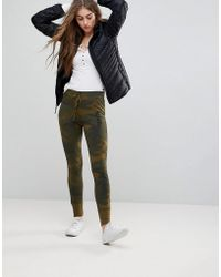 Abercrombie & Fitch - Camo Jogger - Lyst