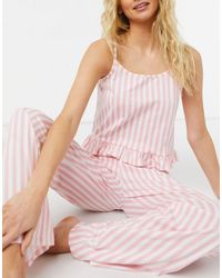 Miss Selfridge Pajama Set - Pink