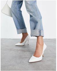 ALDO - Белые Туфли-лодочки С Заостренным Носком Jess-белый - Lyst
