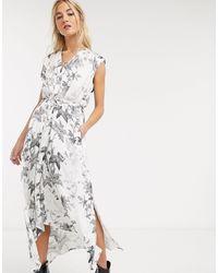 AllSaints Tate Evolution Dress - White