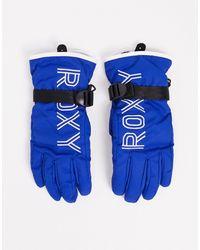 Roxy Freshfield - Handschoenen - Blauw