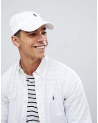 Polo Ralph Lauren Cappellino con logo