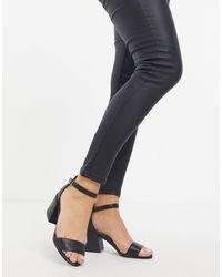 Kenneth Cole Kennth Cole Hannon Heeled Sandals - Black