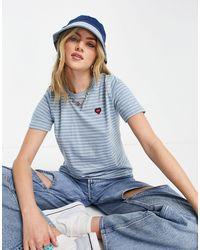 Element – Paula – T-Shirt - Blau