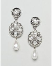Ivyrevel - Pearl Look Earrings - Lyst