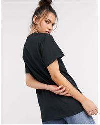 New Love Club Brocolli T-shirt - Black