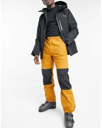 The North Face Up And Over Ski Pant - Brown