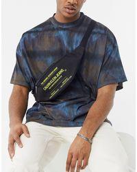 Calvin Klein Sports Essentials - Buiktas Met Tekst - Zwart