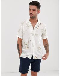 Bellfield Camisa - Blanco