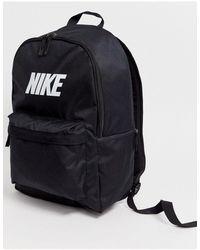 Nike Heritage - Rugzak - Zwart