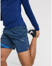 PUMA Running - Ignite 7 Inch Short - Blauw