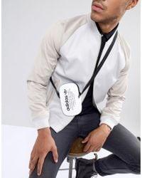adidas Originals Nmd Flight Bag In White Dh3219