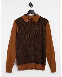Burton Polo In Brown