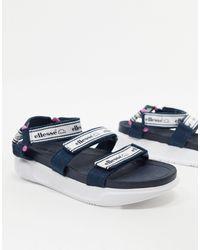 Ellesse Denso Logo Sporty Sandals - Blue