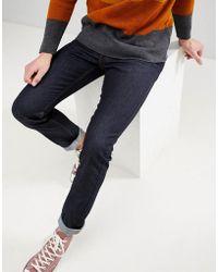 Lee Jeans - Jeans Rider Slim Fit Jeans In Clean Splash Blue - Lyst